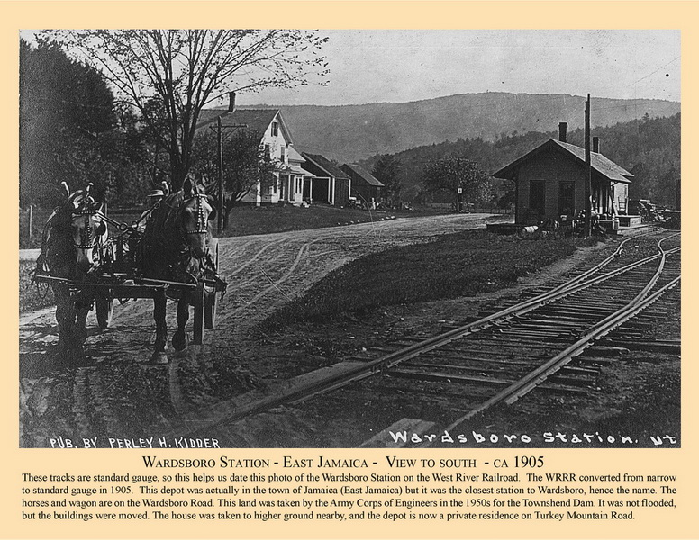 The Pictures 2014 Windham County Railroad Calendar